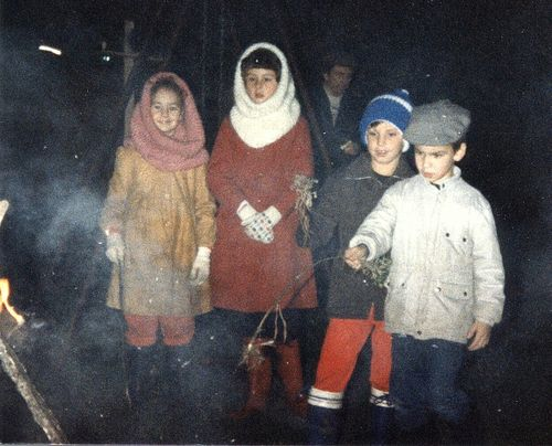 Bonfire Night 85